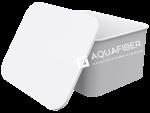 Depósito rectangular tapa suelta